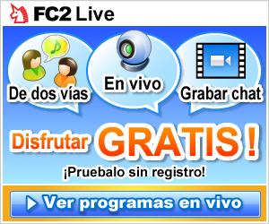 ¡En FC2 Live puedes ver y difundir programas en vivo!