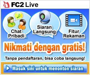 Dengan FC2 Live Anda dapat menikmati dan menyiarkan video secara langsung !