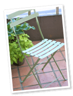 Fermob フェルモブ Bistro Metal Chair メタルチェア