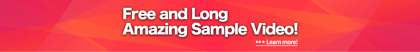 Free and Long Amazing Sample Video!